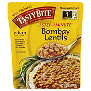 Tasty Bite 1 Minute Indian Cuisine Bombay Lentils
