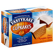 Tastykake Cupkakes Pumpkin Spice Cupcakes With Cream Cheese Icing