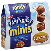 Tastykake Peanut Butter Cupkake Minis