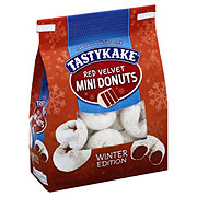 Tastykake Red Velvet Mini Donuts