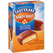 Tastykake Salted Caramel Kandy Kakes
