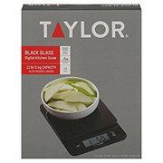 Taylor Digital Food Scale Black