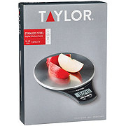 Taylor Digital Stainless Steel Food Scale
