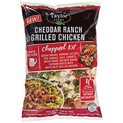 Taylor Farms Club Chopped Salad Kit with Chicken