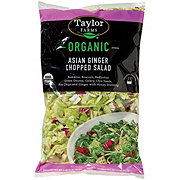 Taylor Farms Organic Asian Ginger Chopped Salad Kit