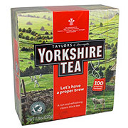 Taylors of Harrogate Yorkshire Red Tea 100 Count