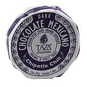 TAZA Taza Organic 70% Dark Chocolate With Chipotle
