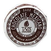 TAZA Taza Organic Chocolate Disc Salted Almond