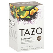 Tazo Earl Grey Black Tea Bags