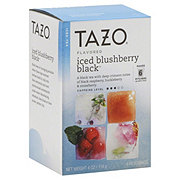 Tazo Iced Blushberry Black Tea Filter Bags