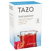 Tazo Iced Passion Tea Bags