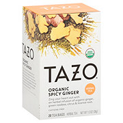 Tazo Organic Spicy Ginger Tea Bags