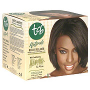 tcb Naturals Regular No-Lye Relaxer with Conditioning Olive Oil and Aloe