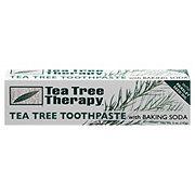Tea Tree Therapy Tea Tree Toothpaste with Baking Soda