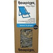 Teapigs Lemon and Ginger