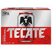 Tecate Beer 12 oz Cans