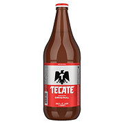 Tecate Beer Bottle