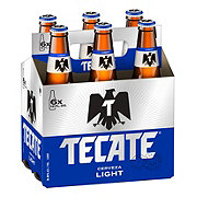 Tecate Light Beer 12 oz Bottles