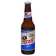 Tecate Light Beer Bottle