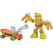 Teenage Mutant Ninja Turtles Pre-Cool Half-Shell Heroes Figures, Assorted Varieties