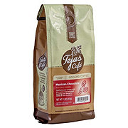 Tejas Cafe Mexican Chocolate Ground Coffee