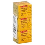 Telma Beef Flavor Stock Cube