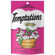 Temptations Blissful Catnip Flavor Treats for Cats