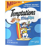 Temptations Mix Ups Surfers Delight Cat Treats
