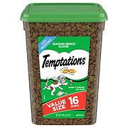 Temptations Seafood Medley Value Size Cat Treats
