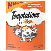 Temptations Turkey Flavor Cat Treats