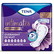 Tena Incontinence Overnight Pads For Women