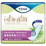 Tena Intimates Heavy Long Incontinence Pads
