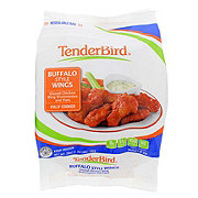 Tender Bird Fully Cooked Buffalo Style Wings
