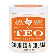 Teo Cookies & Cream Gelato