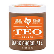 Teo Dark Chocolate Gelato