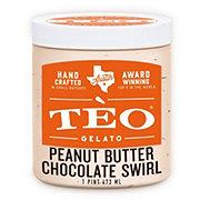 Teo Italian Peanut Butter Cup Gelato