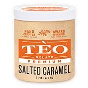 Teo Salted Caramel Gelato