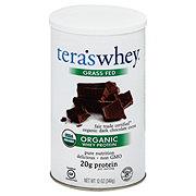 Tera's Whey Organic Dark Chocolate Whey Protein