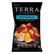 Terra Exotic Vegetable Chips Mediterranean