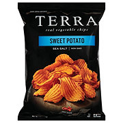 Terra Sea Salt Sweet Potato Vegetable Chips
