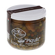 Terrafina Piquin Pickled Peppers
