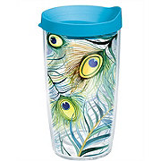 Tervis Peacock Wrap Tumbler with Lid