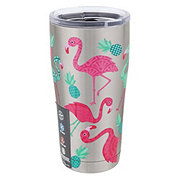 Tervis Stainless Steel Tumbler, Flamingo