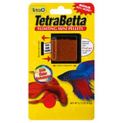 Tetra Betta Floating Mini Pellets with Color Enhancers