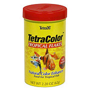 Tetra Color Tropical Flakes Natural Color Enhancer