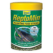 Tetra ReptoMin Floating Food Sticks for Aquatic Turtles Newts & Frogs