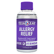 TexaClear Allergy Relief One-Dose Shot