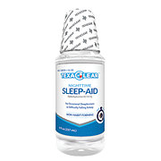 TexaClear Nighttime Sleep-Aid Liquid