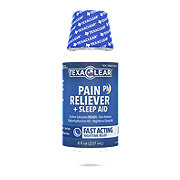 TexaClear Pain Reliever PM