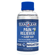 TexaClear Pain Reliever PM One-Dose Shot